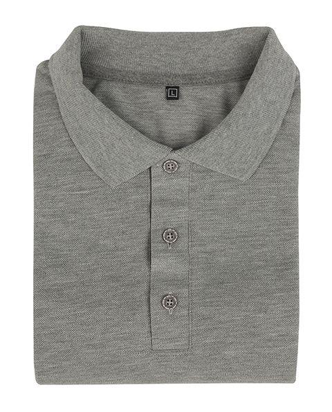 Muska polo majica Grey