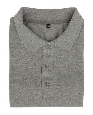 Muska polo majica Grey