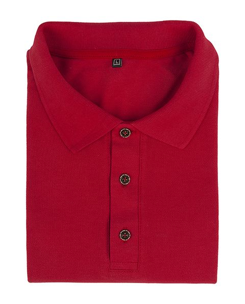 Muska polo majica Red
