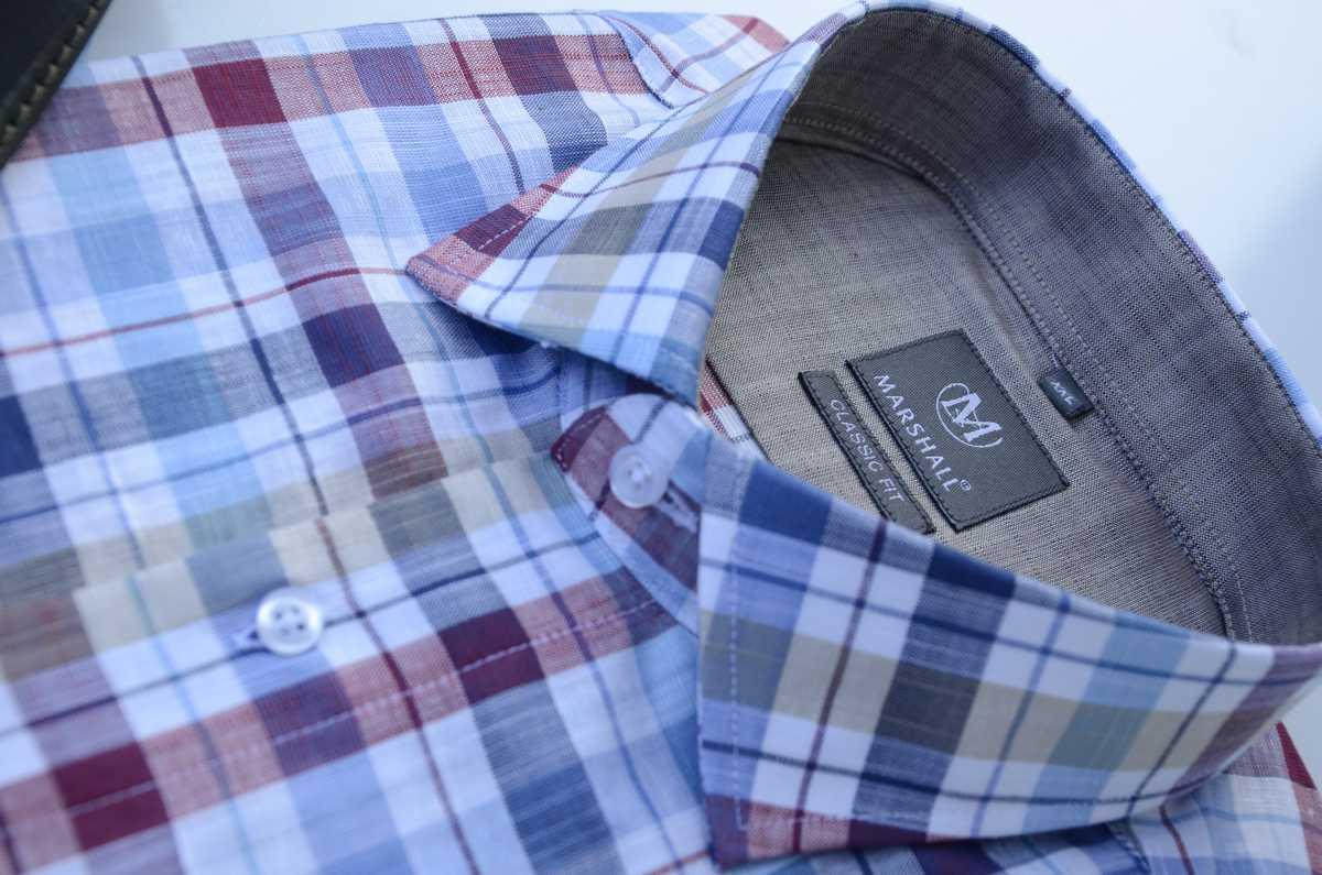 Karirana košulja Marshall Čačak