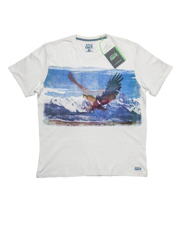Muška majica-ATHL DPT-Bela